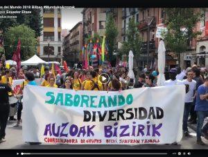 Munduko Arrozak 2018 (Video de Ecuador Etxea)