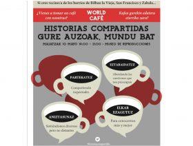 HISTORIAS COMPARTIDAS. GURE AUZOAK. MUNDU BAT.