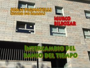 Intercambio del Banco del Tiempo. Juan Pignatelli-Igurco Bilbozar